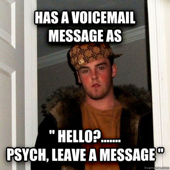 Voicemail* Voice Mail·/ Ice Man * Iceman - Trend Setters / Why Yu So Bitter