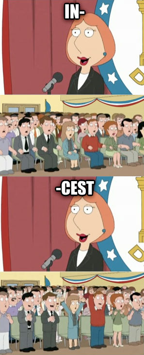 Lois Griffin in- -cest , made with livememe meme generator