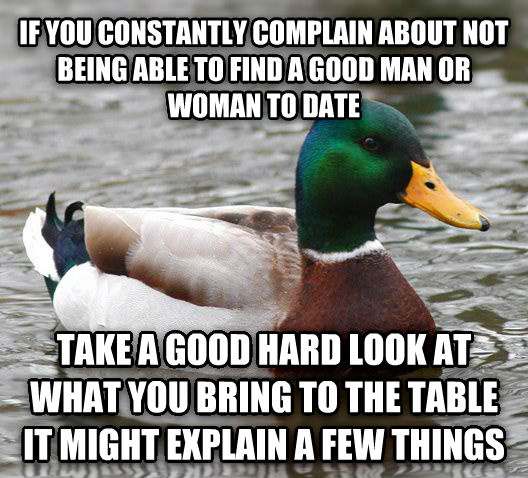 actual advice mallard dating sites