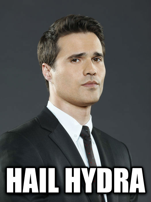 Hail Hydra  hail hydra , made with livememe meme creator