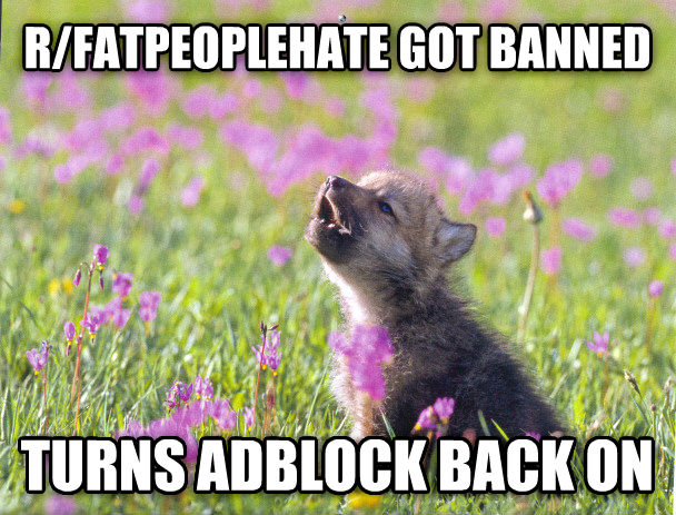 how to turn adblock back on