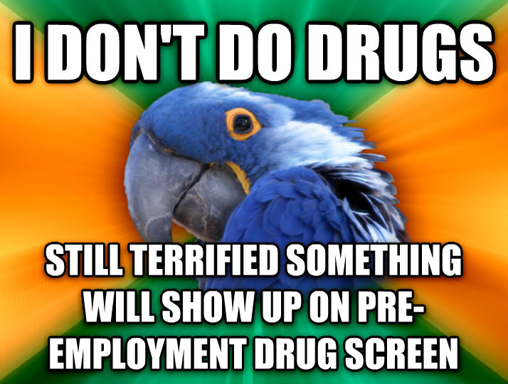 do pre-employment drug screens test for steroids