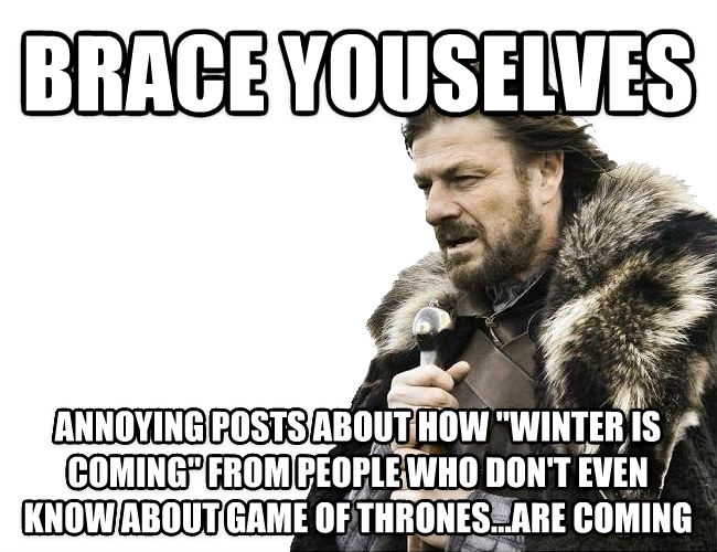livememe.com - Imminent Ned / Brace Yourselves