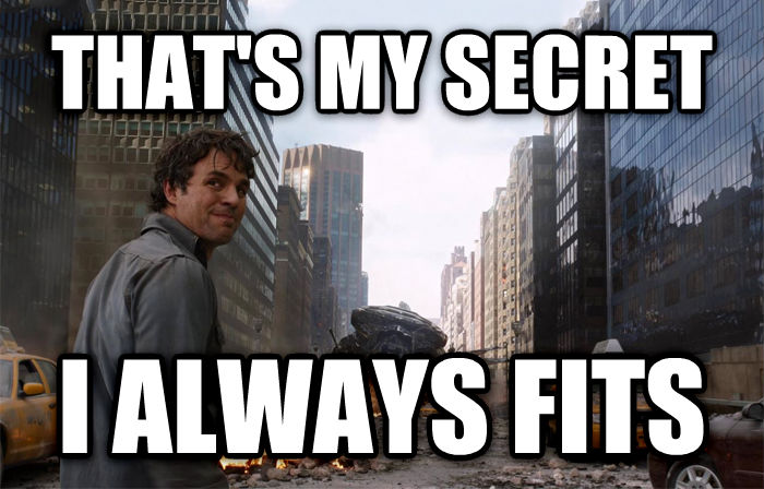 That s My Secret that s my secret i always fits , made with livememe meme generator