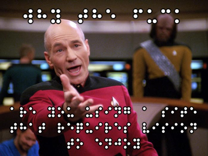 Annoyed Picard 1080p why the heck are you using a site that requires vision to enjoy , made with livememe meme maker