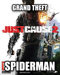 untitled meme grand theft spiderman , made with livememe meme creator