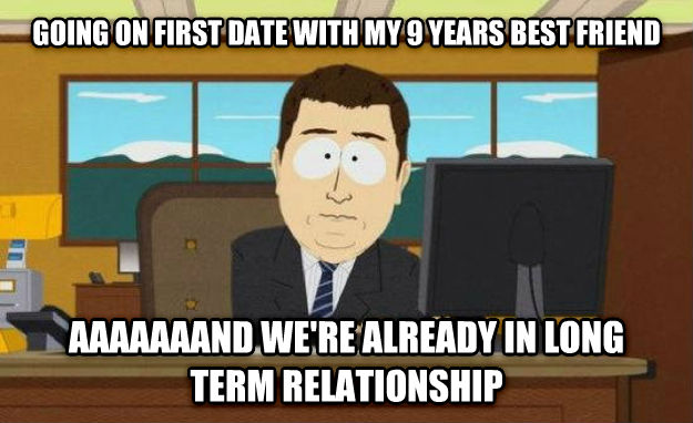 Short-term relationships dating