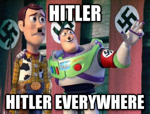 Hitler Everywhere hitler hitler everywhere , made with livememe meme creator