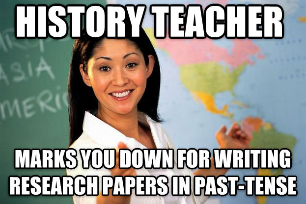 Teaching high school writing research papers