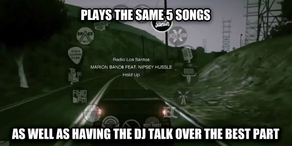 untitled meme plays the same 5 songs as well as having the dj talk over the best part , made with livememe meme generator