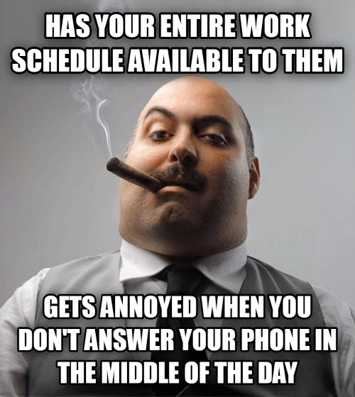 how to answer the phone on behalf of your boss