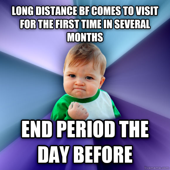 Long distance dating first visit