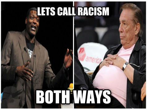 I can t stress this enough lets call racism both ways , made with livememe meme generator