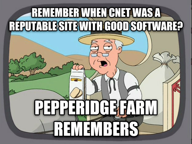 Pepperidge Farm Remembers remember when cnet was a reputable site with good software? pepperidge farm remembers , made with livememe meme maker