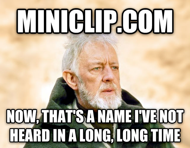 Obi Wan Kenobi - Now, That s a Name I ve Not Heard in a Long Time miniclip.com now, that s a name i ve not heard in a long, long time , made with livememe meme generator